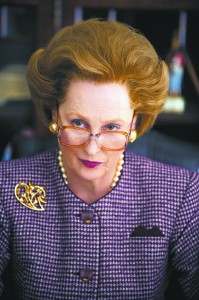 This weeks Movies – The Iron lady
