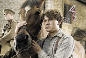 Jeremy Irvine in 'War Horse'