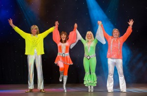 The ABBA Voulez vous – Mamma Mia! concert tour in South Africa in April