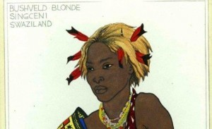 Iqholo le Afrika (Her African Pride)