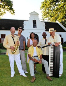 Tapas and Jazz with Cape Dutch Connection at Hartenberg