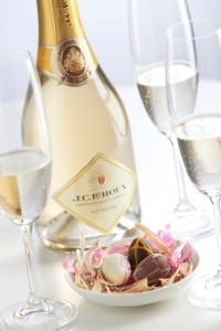 Bubbly and Easter egg delights at House of J.C. Le Roux