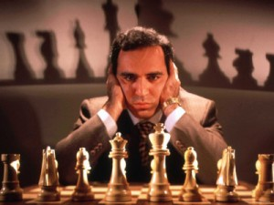 Greatest chess player of all time to play in Cape Town