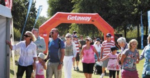 Explore 360 degree travel at the Cape Getaway Show