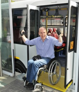 MyCiTi leads the way for special needs passengers