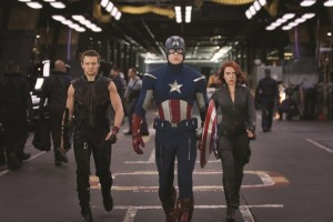 'The Avengers' DVD assemble on Blu-ray and DVD