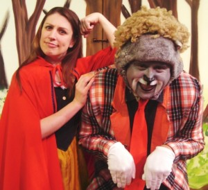 Final week for 'Red Riding Hood' at Cavendish