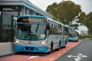 MyCiTi buses: together, we can get you to your destination on time