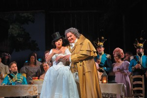 Metropolitan 'Opera Live In HD' at Cavendish Nouveau