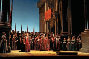 Verdi opera 'Otello' Live in HD from New York on the big screen
