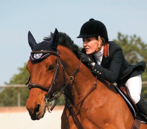 Equine mastery on show at World Cup Show Jumping Qualifier