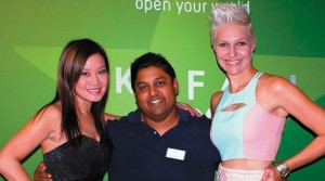 Living loud with Liezel: SA gets its own taste of Bond glamour