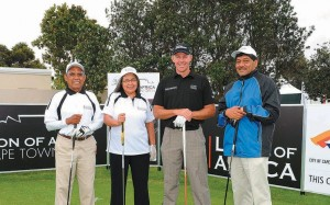 Professional golfing returns to Cape Town after ten years