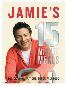Fooding around with Jenny Morris: A quickie with Jamie Oliver