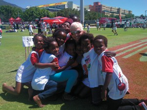 Living loud with Liezel: Getting in on the action at KFC Mini-Cricket