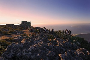 Table Mountain half price Sunset Special season in full swing