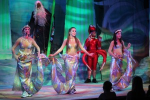 Disney's 'The Little Mermaid Jr' at People's Theatre