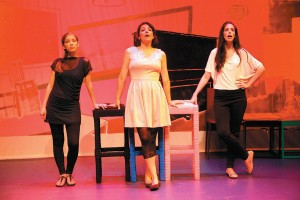 'From the Mouths of Babes' at the Baxter Studio