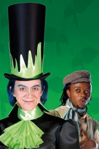 Honeyman's crazy panto 'Jack and the Beanstalk' on at Joburg