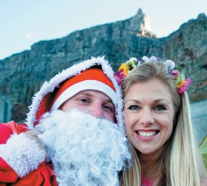 Cableway adds to the seasonal cheer