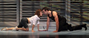 Local girl living the dream on stage in 'Dirty Dancing'
