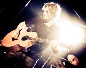 Arno Carstens unplugged at Die Boer