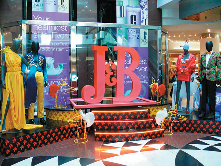 53efe51a9c34 Cavendish launches J B Met with celebrity fashion event