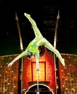 New weekend dates for 'Cirque Du Soleil Dralion'
