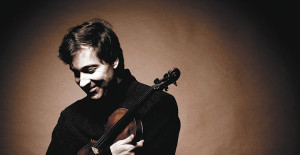 French violinist to feature with Cape Philharmonic at Kirstenbosch
