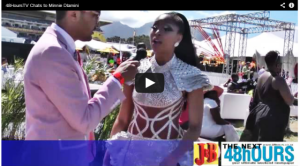 Glitz and Glam at J&B Met 2013 with 48hOURSTV