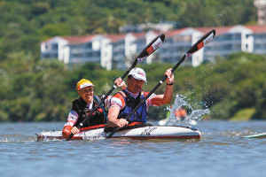 Living loud with Liezel: The Unlimited Dusi Canoe Marathon
