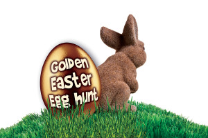 Easter Egg Hunt at Kenilworth Racecourse