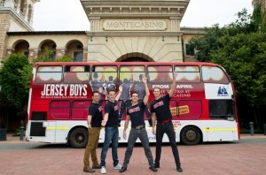 'Jersey Boys' opens at the Teatro on April 3