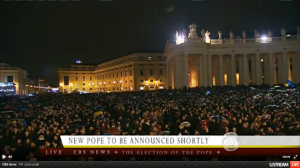 LIVE from the Vatican – on 48hOURSTV