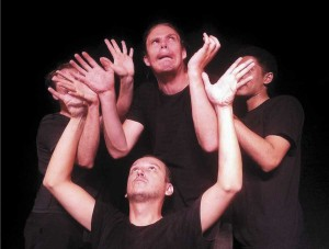 Physical theatre fun with 'Get Kraken' at the Intimate