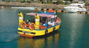 Living loud with Liezel: Harbour fun for young and old
