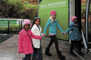 Kids go free during Cableway Kidz Season