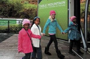 Kids go free during Cableway Kidz Season