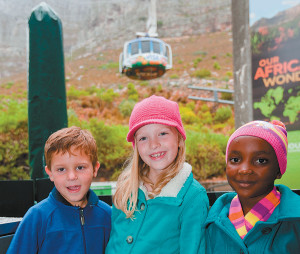Kidz Season kicks off at The Cableway