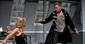 Thrilling psycho-sexual play at Theatre On The Bay