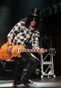 Slash LIVE in Cape Town