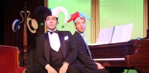 Musical hijinks in 'Hats Off!' at Theatre on the Bay