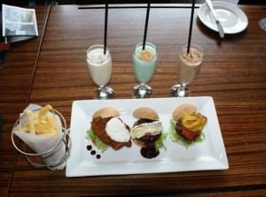 Fire and Ice Cape Town – Gourmet Burger and Milkshake Pairings
