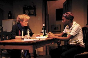 Dame Janet Suzman returns in the Baxter's 'Solomon and Marion'