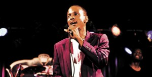 For one night only, Tevin Campbell in Divos 2013
