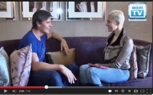 Rocky Horror Show-interview with Frank-n-Furter and Liezel vd Westhuizen