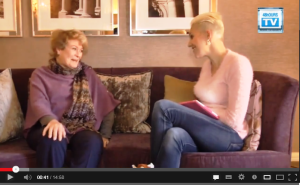Living It Up EP 6 Dame Janet Suzman  – VIDEO