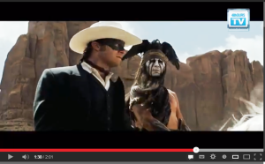 Living It Up EP 6 Movies – Lone Ranger TRAILER