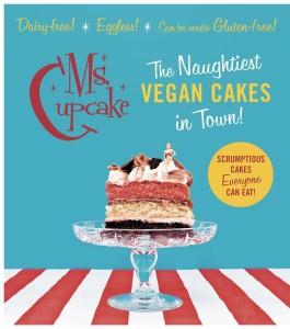 The Naughtiest Vegan Cakes in Town