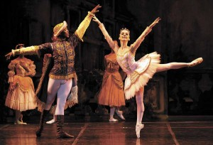 Family ballet magic with 'The Sleeping Beauty'